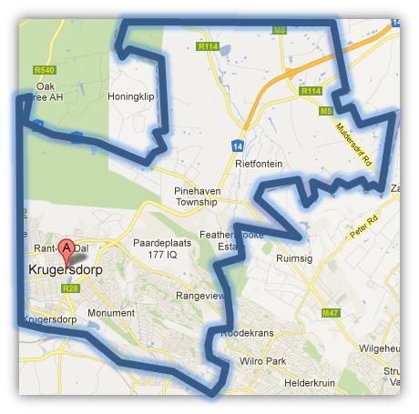 Garden refuse removal Krugersdorp